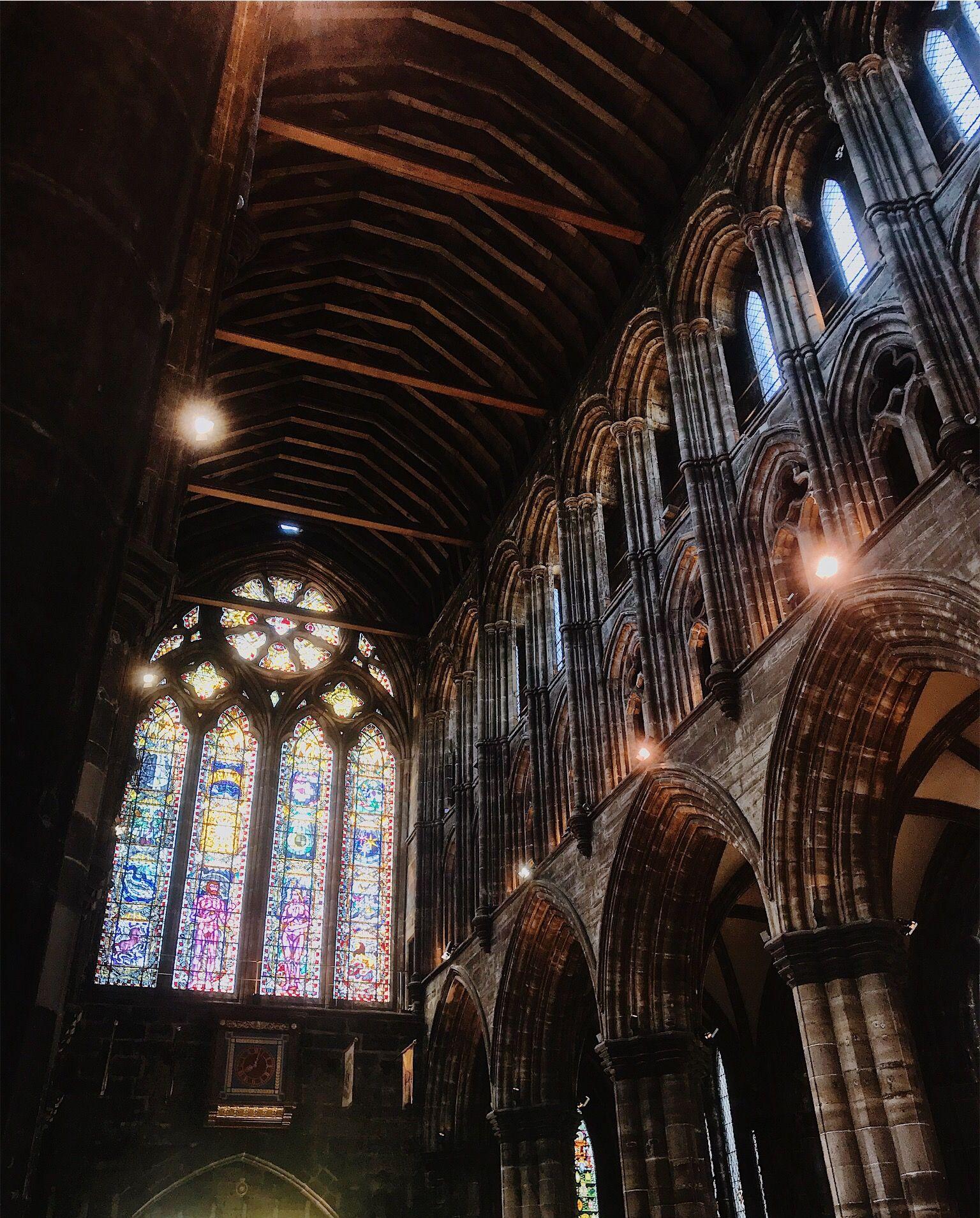 Glasgow Cathedral, Eiffel Tower Inside