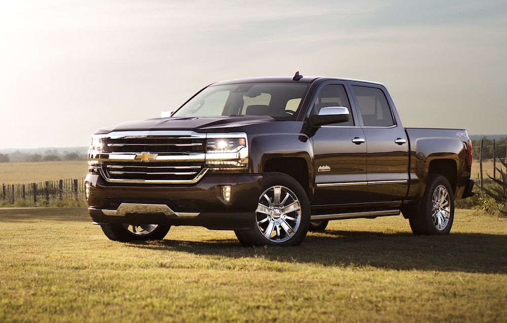 Chevrolet Drops New Photos And Details On 2016 Silverado Chevytv