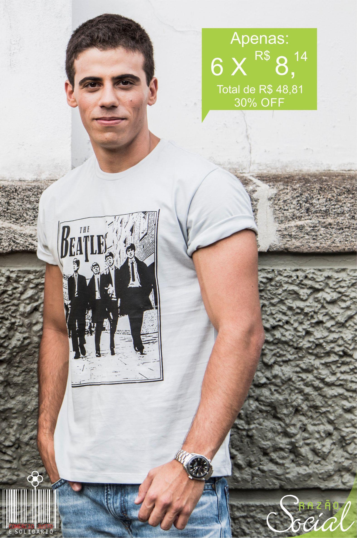 Galera, que tal nossa camisa com estampa dos #Beatles? Temos ela em quatro cores diferentes: Amarelo | Gelo | Branca | Bege. Em dois tipos de malha: Orgânica | Ecológica.  Acessem: http://bit.ly/1xR9AaD  #ecomoda #sustainability #fairtrade #comerciojusto #euvistoRS #MaisQueUmaLojaUmaRazãoSocial #EscolhaCera