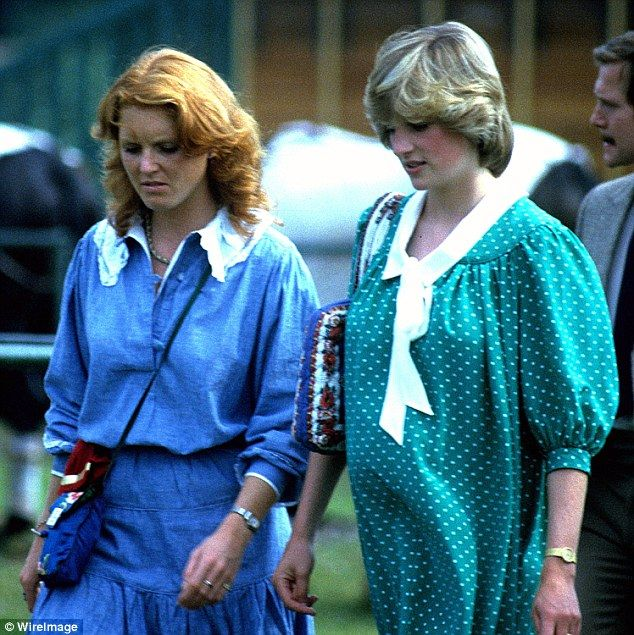 Fergie says Diana would have been the 'naughtiest