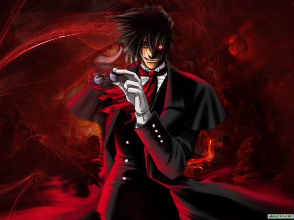 The Best Hellsing Wallpaper  Pics