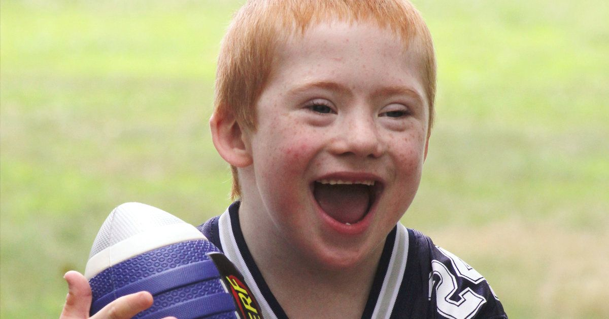 Joyful Photo Series Shows Kids With Down Syndrome Loving Life