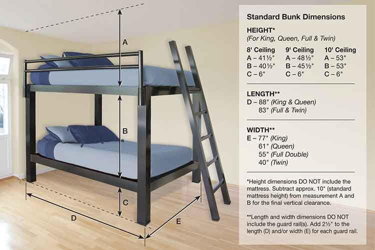 Bunk Bed In 2019 For The Home Beds