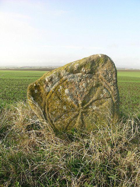 Skeith Stone, Scotland