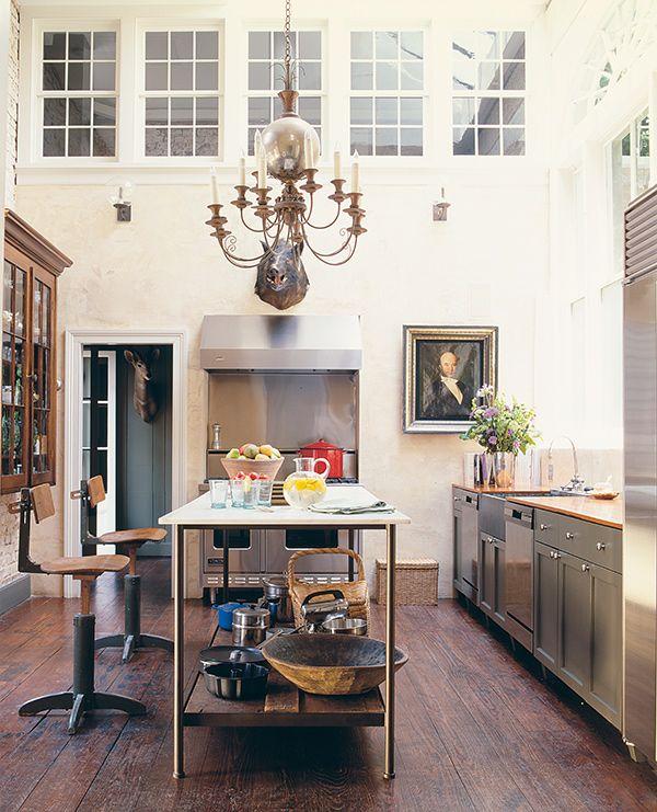 Design Lessons From Charleston S Amelia Handegan Kitchen Design