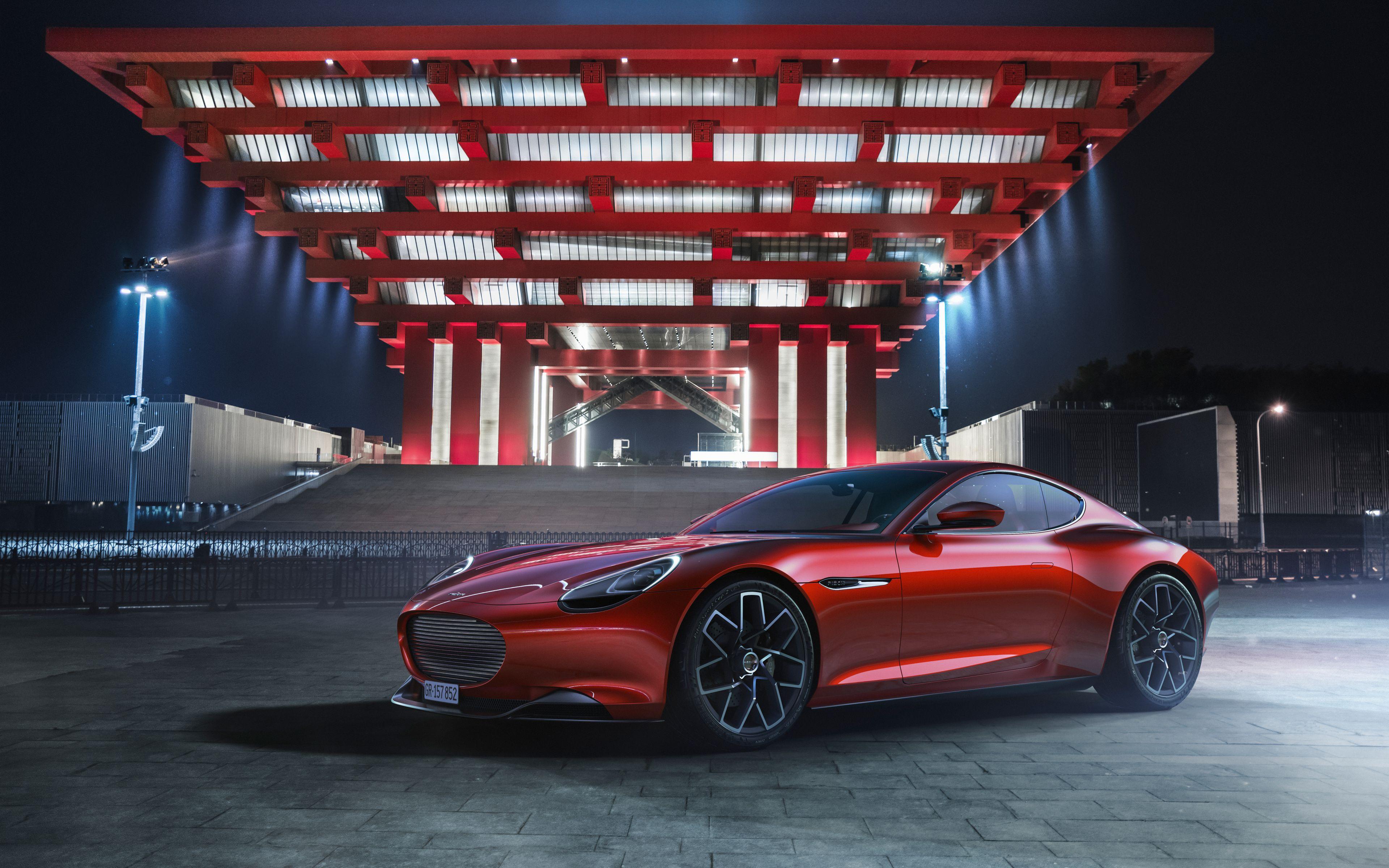 3840x2400 Piëch Mark Zero, 2019 car, red wallpaper Best