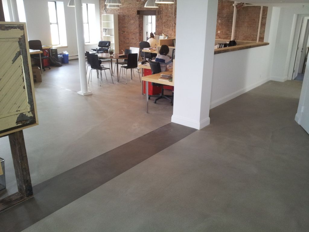 This floor started as half tile half wood at architect office in this floor started as half tile half wood at architect office in brooklyn ny dailygadgetfo Images