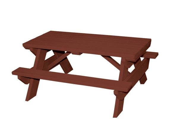 Children's Picnic Table - perfect for the 4th of July Weekend and all the kids!