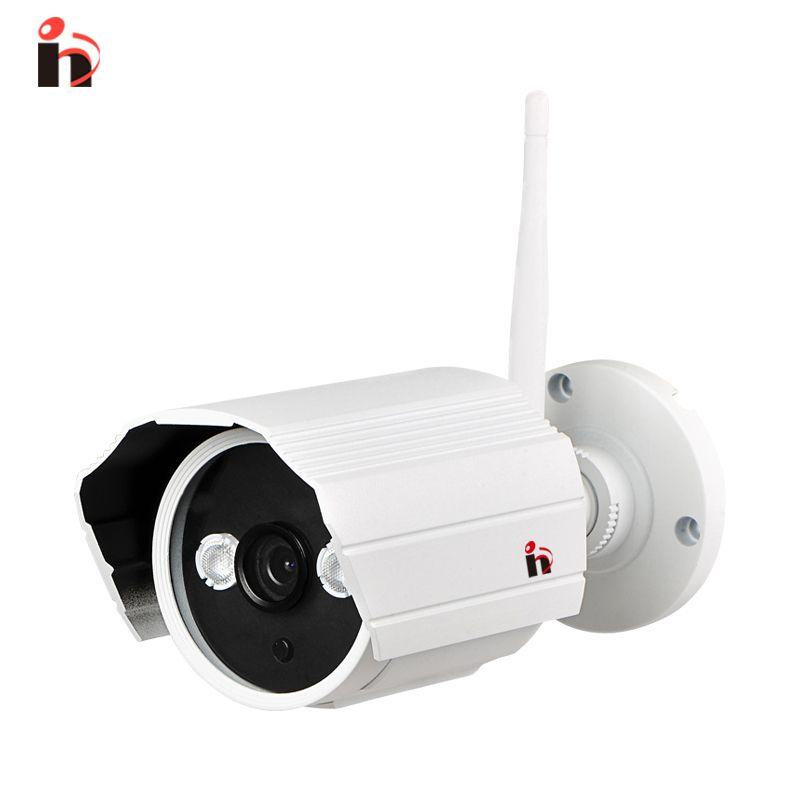 H Free Shipping H264 P2p Wifi 720p Waterproof Ip Camera Wireless Outdoor Surveillance Built