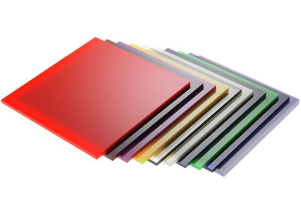 How Can You Use Diffe Shades Of Colored 1mm Acrylic Sheet
