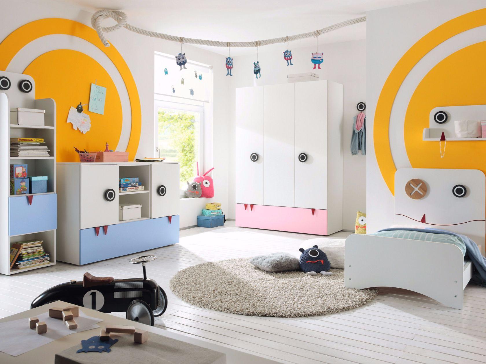 NOW! MINIMO Schlafzimmer für Jungen Kollektion Now! by