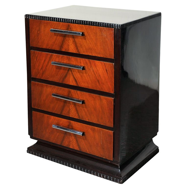 1930s modernist art deco dresser drawers 1stdibs com
