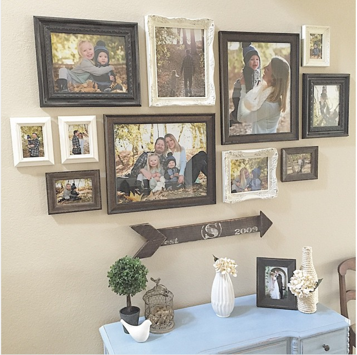 Picture Frame Decorating Ideas.25 Must Try Rustic Wall Decor Ideas Featuring The Most