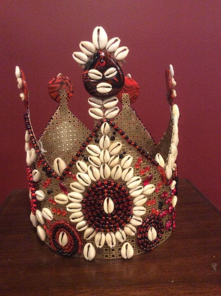 Corona De ELEGUA  Elegua Crown | Everything Else, Religious Products