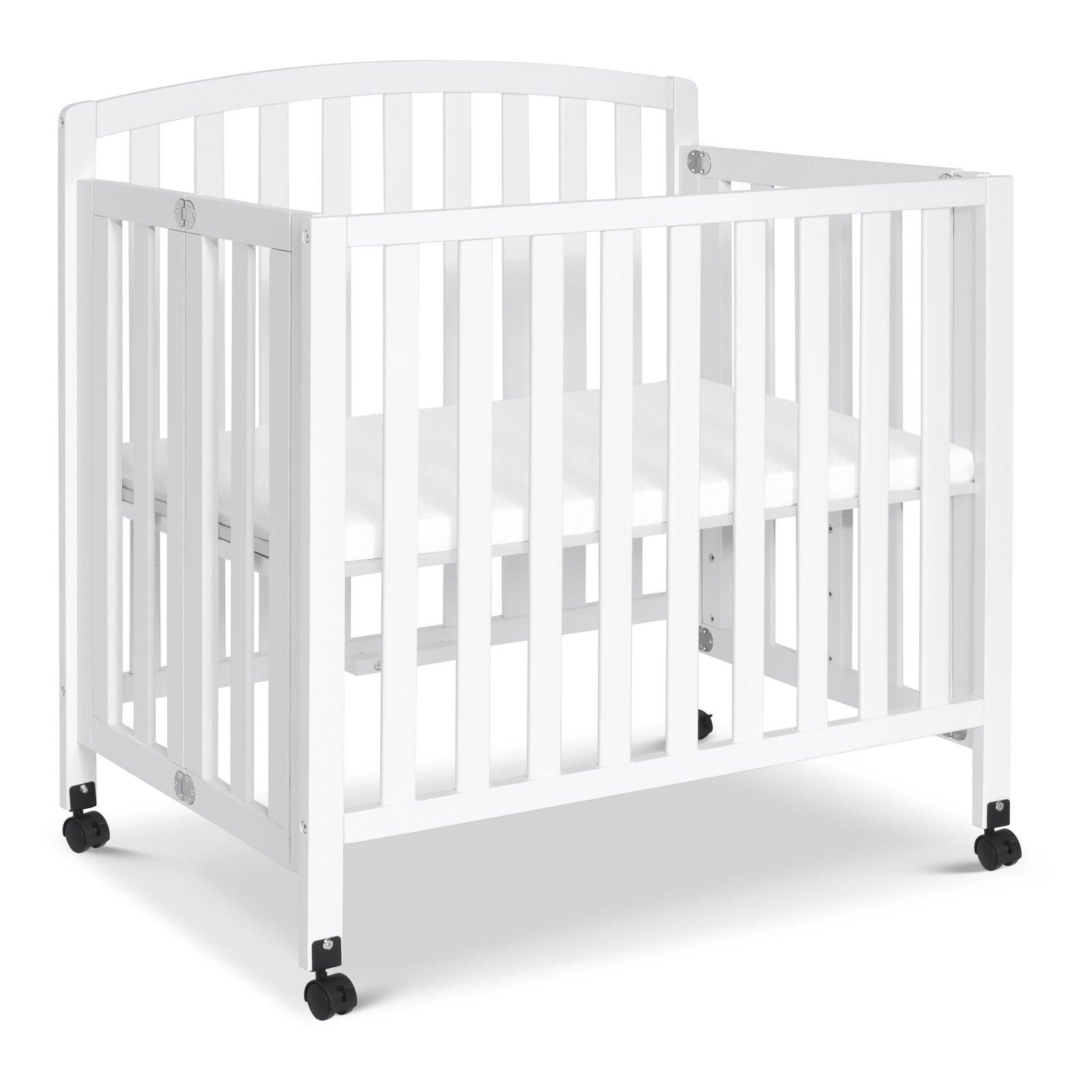 Davinci Dylan Folding Portable 3 In 1 Mini Crib Mini Crib