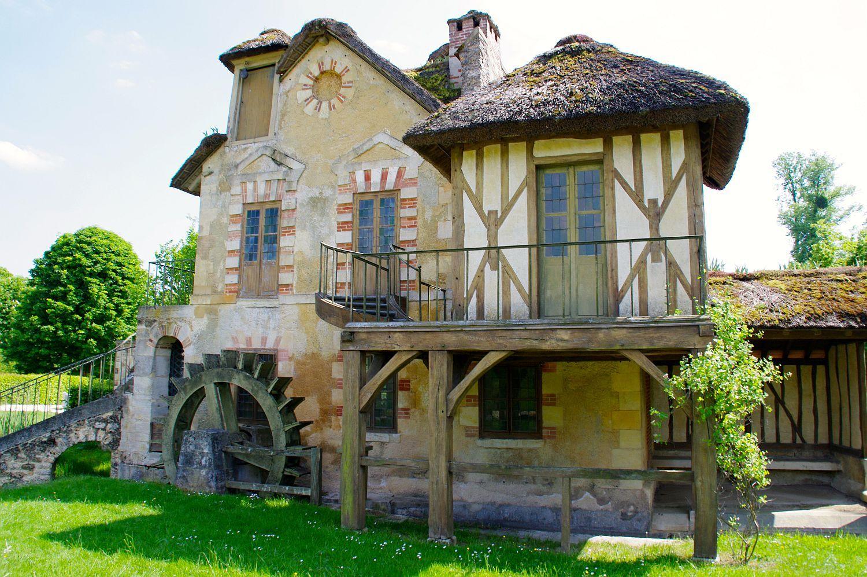 世界遺産 ヴェルサイユ宮殿と庭園 王妃の村里 フォトギャラリー