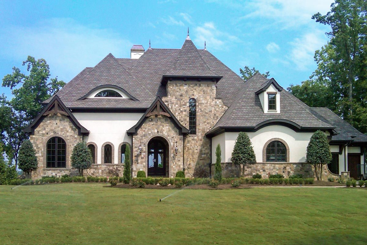 Plan 93108el Exclusive 5 Bed French Country House Plan French Country Houses Exterior French Country House French Country Exterior