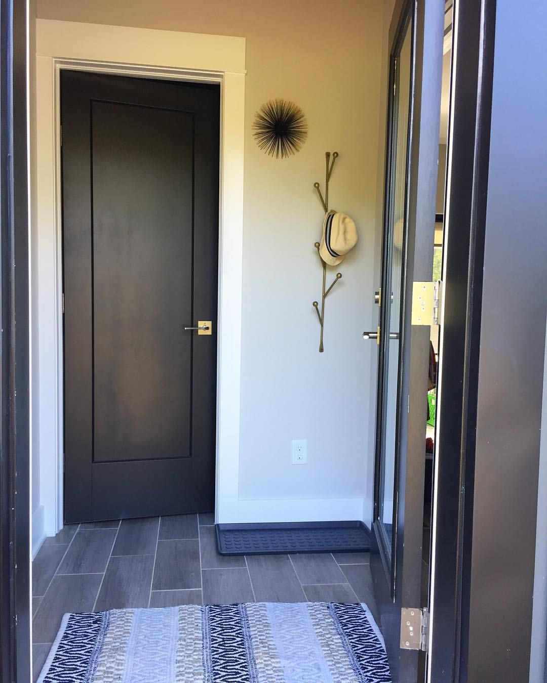 Speaking Of #smallentryways -the Mud Room Is Our Most