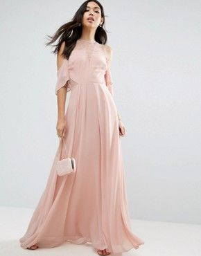 Bridesmaid Dresses Maxi Styles Sparkly Asos