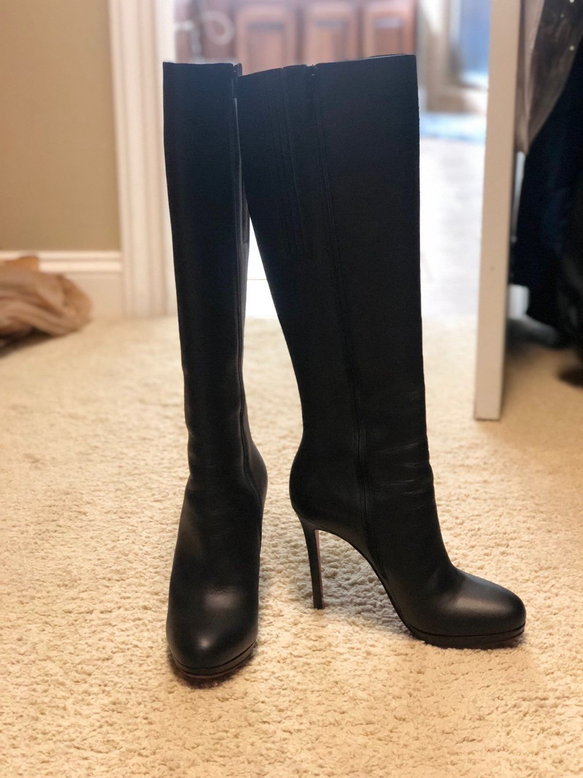 Authentic Christian Louboutin boots! Pristine condition