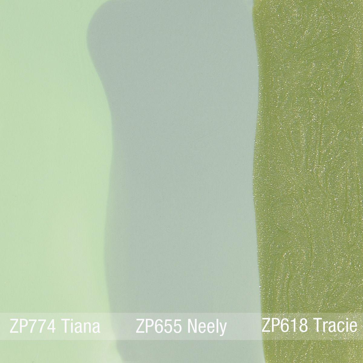 Zoya Tiana, Neely, and Tracie compared