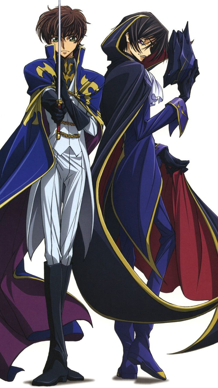 Code Geass Wallpapers For Iphone And Android Other Anime