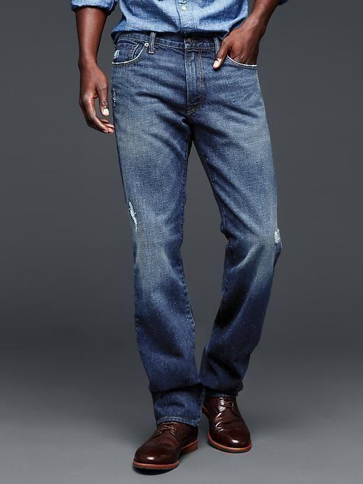 Man Jeans Husky - 34 Husky vAwRZyp5i