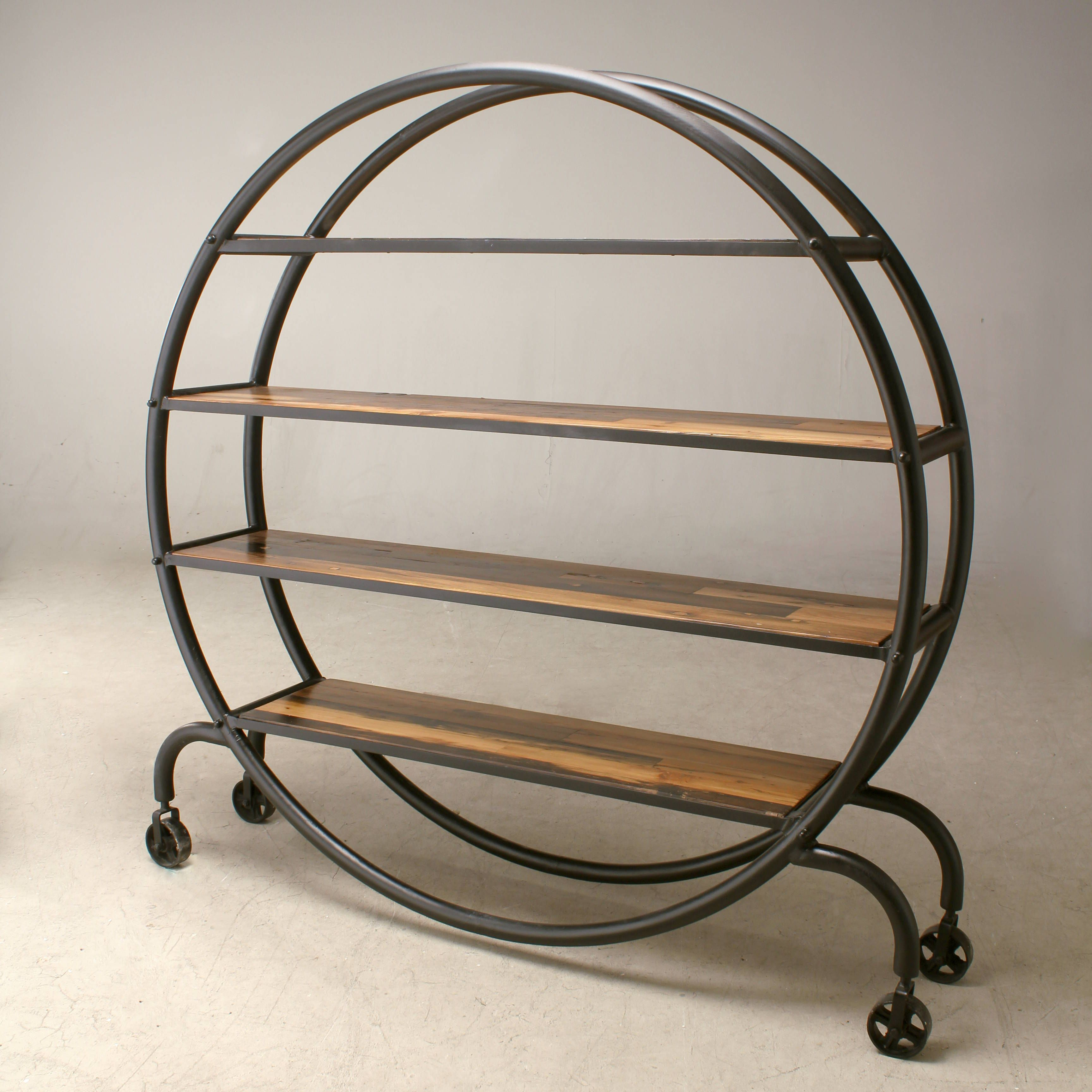 shelving room furniture world shelves library category espresso display bookshelf cabinets market bookcases augustus living rustic do xxx circular