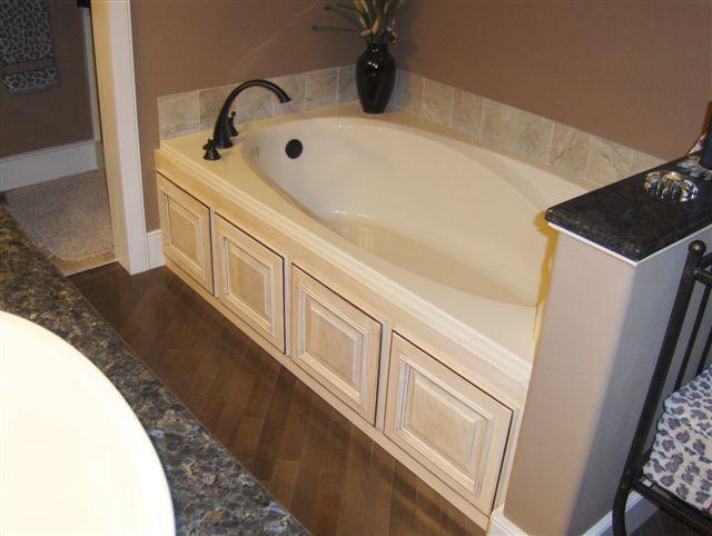 Custom Bathroom tub design by Classic Industries