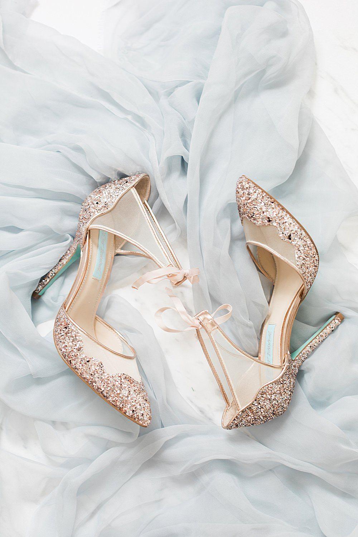 Betsey Johnson Wedding Flats