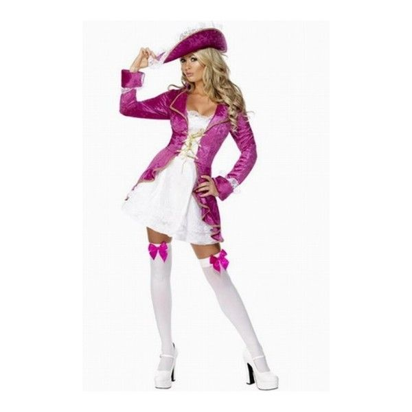 Sexy Purple Cool Princess Pirate Treasure Halloween Costume ($36) ? liked on Polyvore featuring  sc 1 st  Pinterest & Sexy Purple Cool Princess Pirate Treasure Halloween Costume ($36 ...