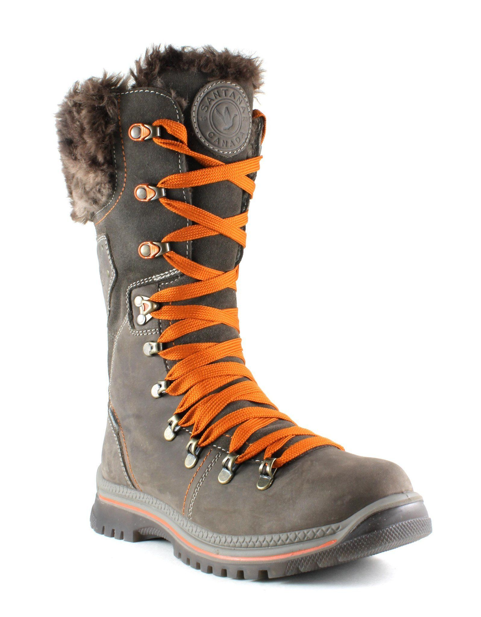 072da8dbc Santana Canada Women's Melita 3 Snow Boot in Brown - Last Pair - FINAL SALE