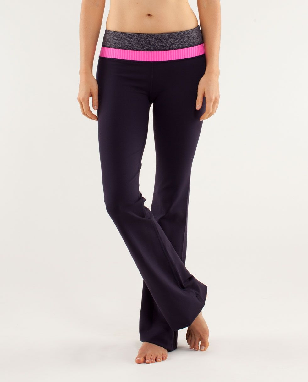 0a170d1e537 Lululemon Athletica Yoga Groove Pants/ you will love it. Oh, lululemon, if  I only believed work out pants were worth 100 dollars.