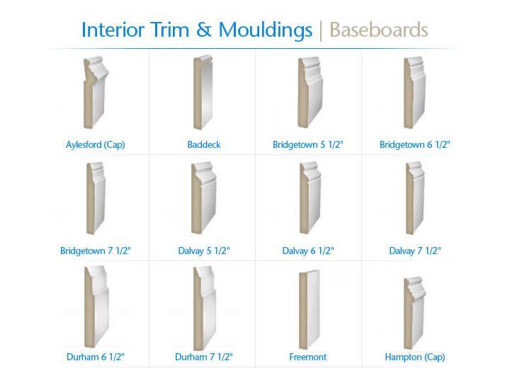 Baseboard Options