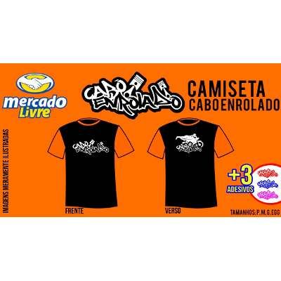 Camiseta Cabo Enrolando - R  40 43d09575d31e6