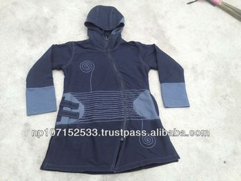we have therse 4 colours ladies polar lining jacket 100ps price 1050rs $12.35 canvas fabric, View cotton jacket, unbranded Product Details f...