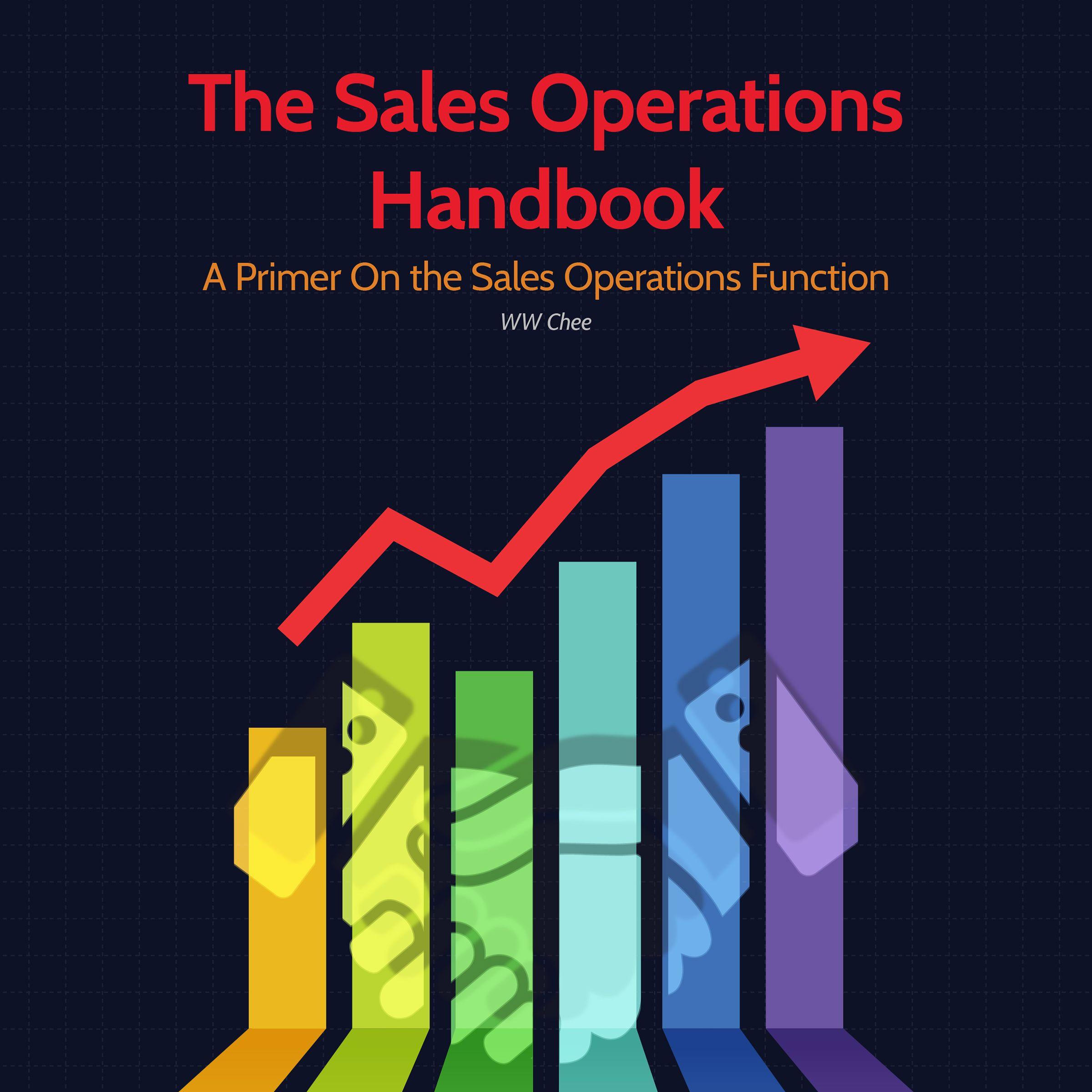 The Sales Operations Handbook Audio Books Sales Strategy Operator