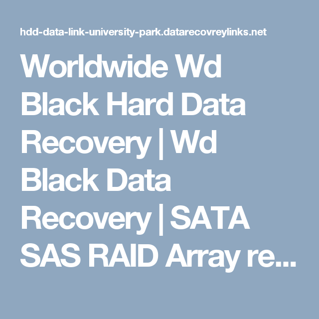 worldwide wd black hard data recovery wd black data recovery