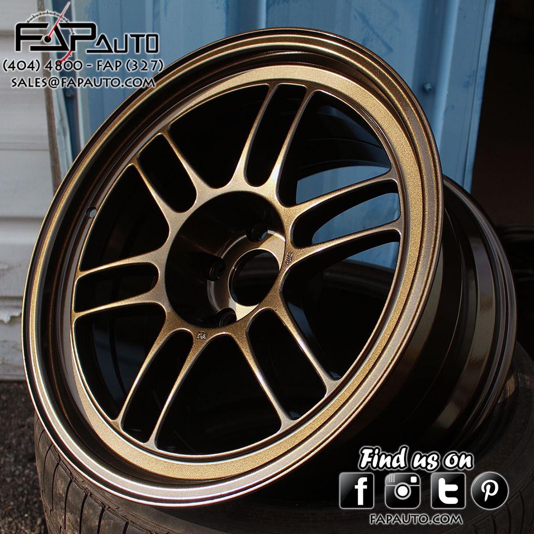 We offer all our wheels in original and custom finishes