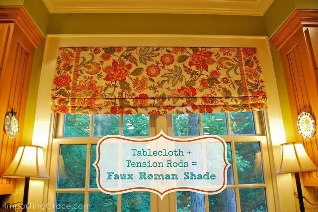 17 Stunning DIY Window Treatment Ideas - Get Inspired! #windowtreatments