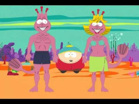 Cartman Sea People And Me Sea Monkeys Sea South Park