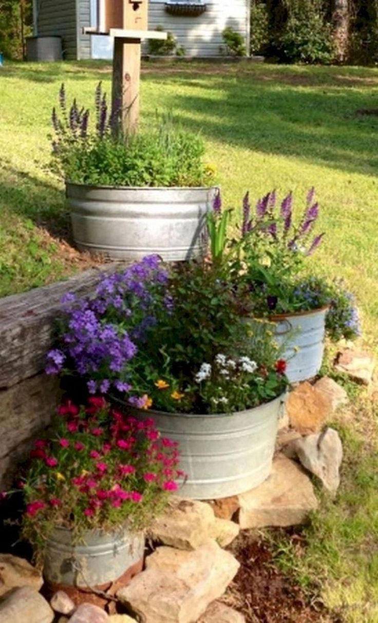 42 Rustic Front Yard Landscaping Ideas Outdoor Gardens