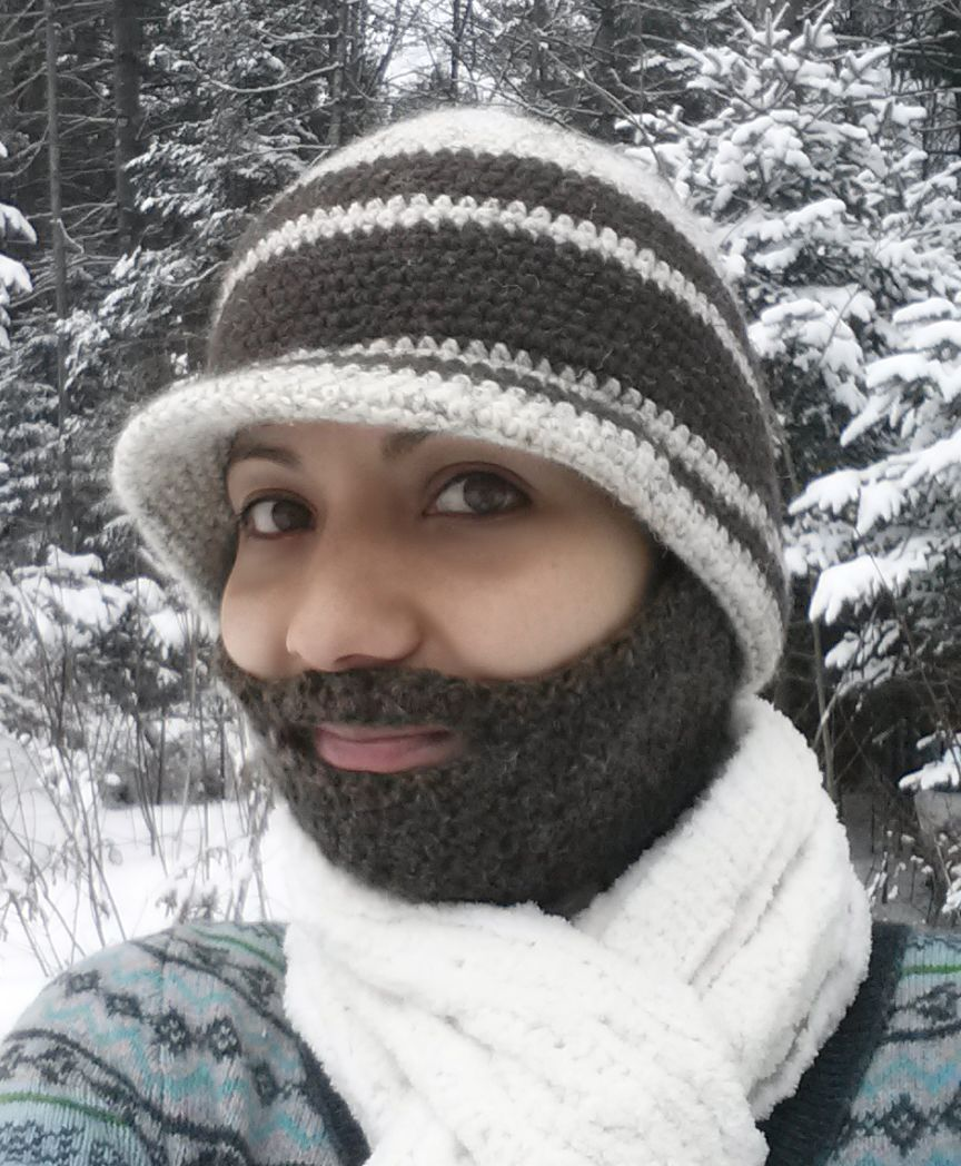 Crochet beanie with detachable beard looks good for really cold crochet beanie with detachable beard need this but with a ginger beard for hubby or brown for my 8 yr old son teehee he wants a mustache and beard bankloansurffo Images