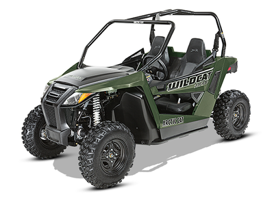 2014 Arctic Cat® Wildcat® Trail For sale Stock U.S. 27