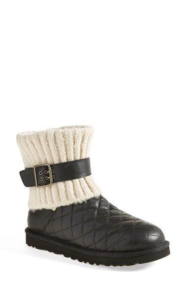 Ugg 174 Australia Cambridge Diamond Quilt Boot Women