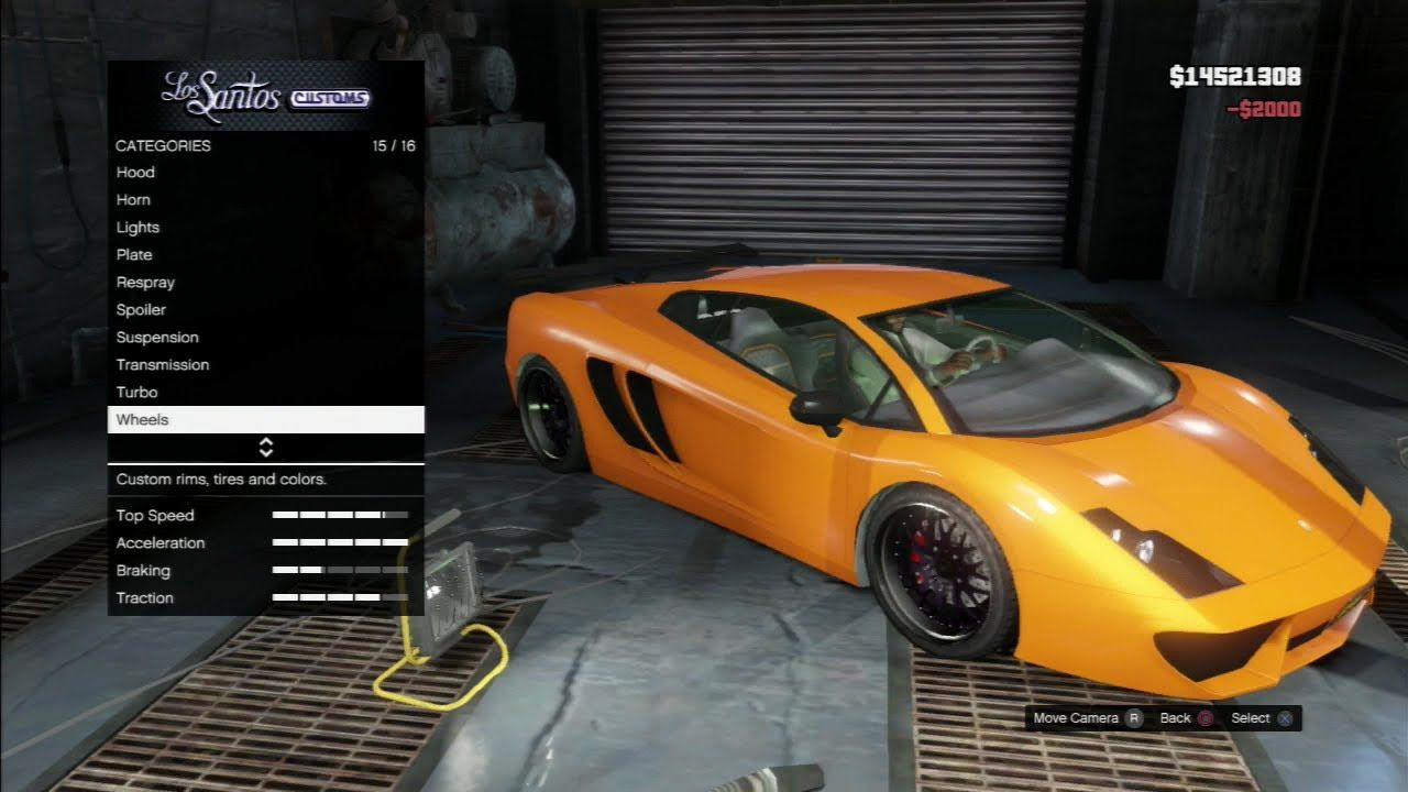 Gta 5 Gameplay Pegassi Vacca Super Custom Grand Theft Auto 5 Gta