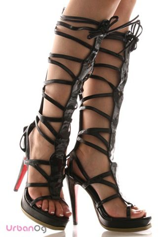 1000  images about Gladiator Heels on Pinterest | Tom ford, Shoes ...