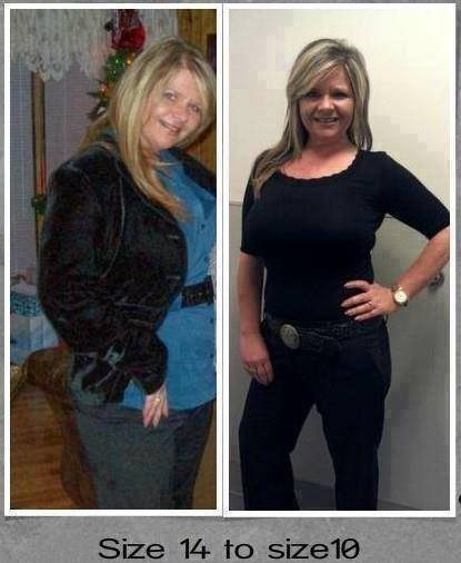 """Jackie is an awesome example of how our product and company are life changing! She says """"I have tried so many weight loss programs and products that didn't work for me. I took another chance in April and by October was down to a size 10 from a snug size 14. --As a fat kid I vowed if I found something healthy that really helped people lose weight I would tell the world. This is my chance to give back and we are in an amazing position to make a difference!"""" GET YOURS HERE. ..."""