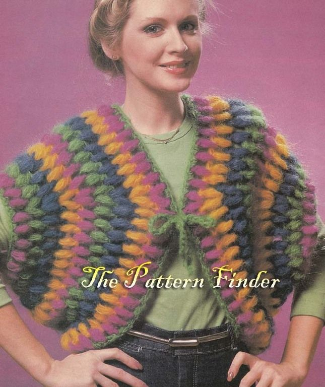 Crochet Pattern Central - Free Shawl And Stole Crochet Pattern ...