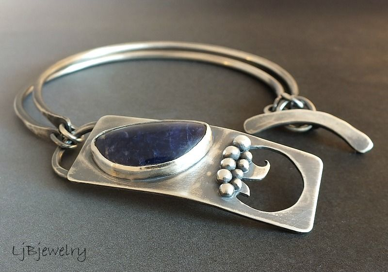 Handmade Jewelry by Laura Jane Bouton — Sterling Silver
